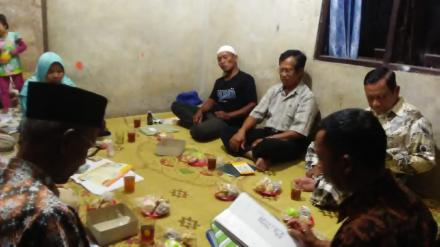 Sosialisasi Pemilu Tahun 2019 di Dusun Masan Tirtosari